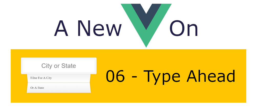 A New Vue On JavaScript30 - 06 Type Ahead